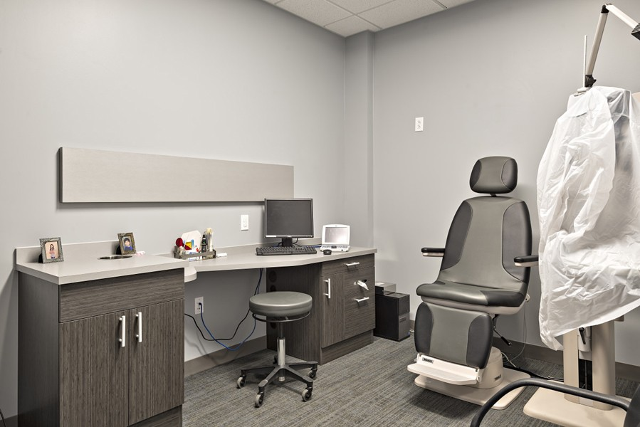 Cedar Park Vision - Exam Room