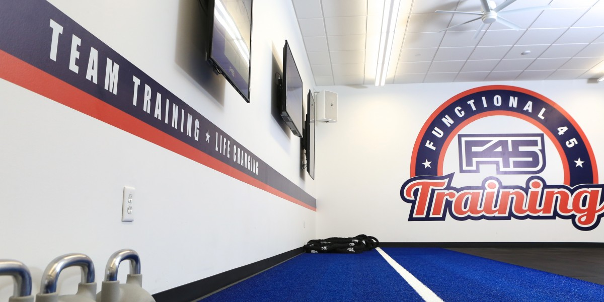 F45 Tenant Finish Out 1