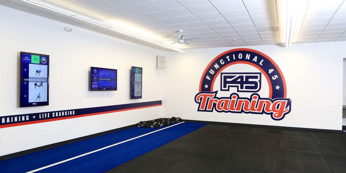 F45 Tenant Finish Out 2